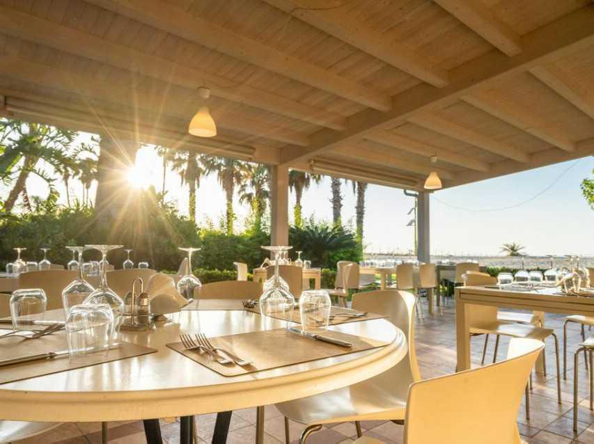 Immagini Le Dune Beach Club,                                                      Mortelle